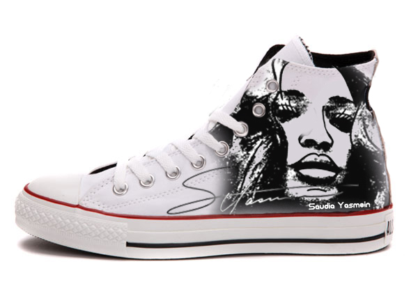 Image Chuck Taylor All Stars (Black and White)
